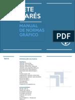 Manual de Normas da Marca SETE MARÉS