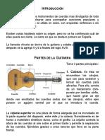 Conceptos básicos de Guitarra