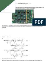 24 dB Octave 2-3-Way Linkwitz-Riley Electronic Crossover.docx