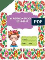 Agenda Frida Me