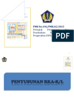 Petunjuk Penyusunan Dan Penelaahan RKA Bedieeessss
