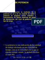 Medidor de Potencia I CD CLASE6