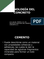TECNOLOGÍA DEL CONCRETO.pptx