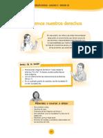Documentos Primaria Sesiones Unidad03 TercerGrado Integrados 3G U3 Sesion03