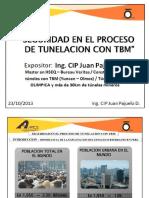 Tuneleria Con TBM