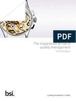ISO 9001 The importance of risk in quality management - JULY 2015 FINAL.pdf