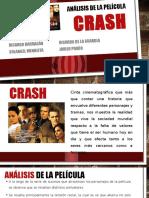 Análisis de La Película CRASH - Etica y Valores