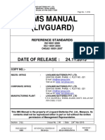 Ims Manual Livguard