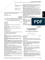 Calcium Chloride Hexahydrate