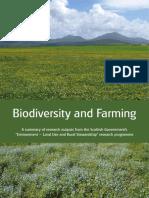 Biodiversity Farming