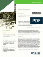 EL ES de Engineering Epicor CaseStudy