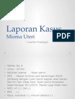 Lapsus Myoma Uteri Dr. Adi SpOG