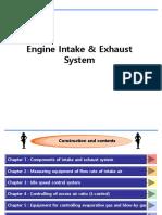 Engine Intake & Exhaust