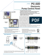 Electronic Pump Control
