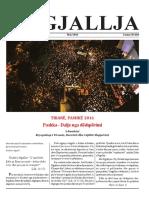 "Gazeta ""Ngjallja"" Maj 2016"