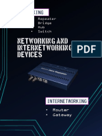 Poster Networking Hardware