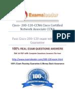 200-120 Exam Q&A
