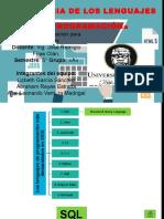 La Historia de Los Lenguajes de Programación Incluyendo