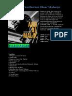 Abd Al Malik – Scarifications Album Telecharger.pdf