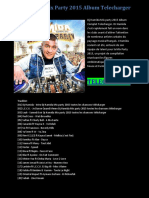 Dj Hamida Mix party 2015 Album Complet Telecharger.pdf