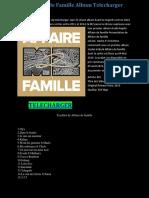Mz Affaire de famille album zip telecharger.pdf