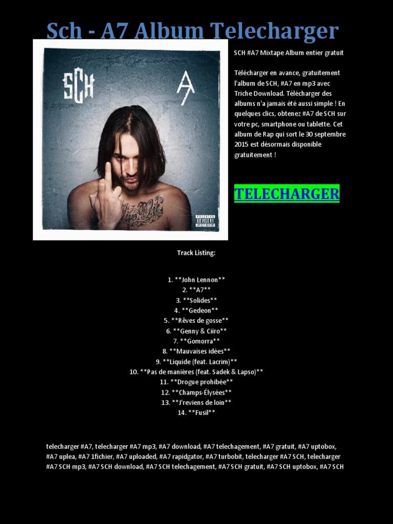 a7 sch gratuit