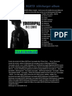 Télécharger Lotus Youssoupha NGRTD Album Complet