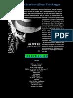 Telecharger Niro – Si Je Me Souviens 2015 Album