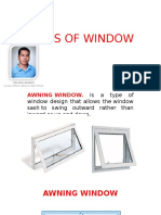 Types of Window
