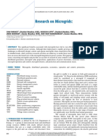 State of the Art in Research on Microgrids