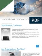 Data Protection for VMware Customer Presentation