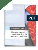 Managementul Organizaiilor de Asistena