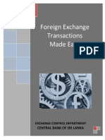 Guide to Foreign Exchange