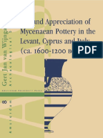 340275 mycenaean pottery in the Levant