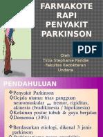 Farmakoterapi Penyakit Parkinson--