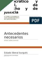 Estado de justicia
