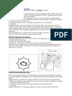 Diagnosis Mesin EFI Avanza