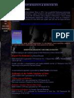Radionics Information & Resources