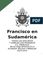 Francisco en Sudamenrica Imprimir