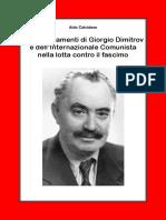 Gli insegnamenti di Giorgio Dimitrov e dell'Internazionale Comunista nella lotta contro il fascimo