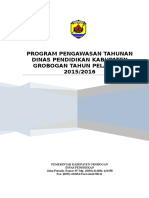 [Program Kerja Kepala SD] 1. Cover