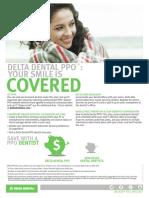 2015-16 Delta PPO Plan Highlights