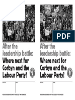After the Labour Leadership Battle A5 (1)