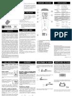 Manual em português HI98311 HI98312