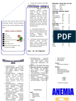 Leaflet Anemi Untuk Konseling
