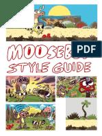 Moosebox Character Style Guide