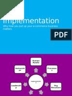 Implementation E-com