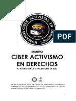 MANUAL  CIBER ACTIVISMO EN DERECHOS O El ARTE DE LA CIVILIDADEN LA RED