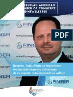 FINSER Protagonista Del Mes Septiembre 2016 Boletin-Septiembre-2016 VACC