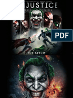 Injustice videogame the Album DB 02 Ultimate Ed